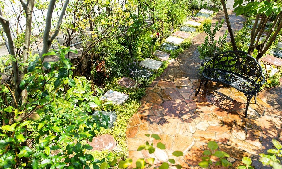 新宿の樹木葬 牛込庭苑