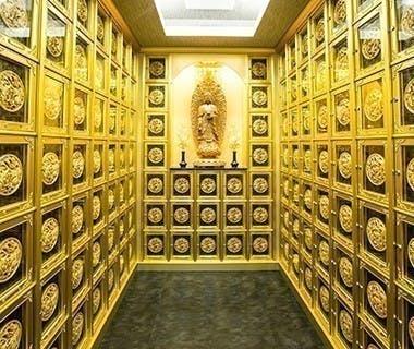 泰聖寺釈迦納骨堂