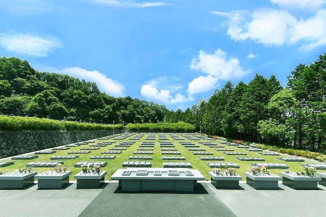 正林寺緑地霊園 樹木葬