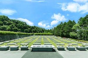 正林寺緑地霊園 樹木葬の画像