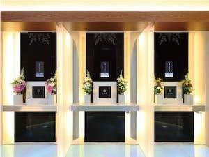 万松寺納骨堂「白龍館 彩蓮」「水晶殿」「天聚閣」「瑞雲閣」の画像