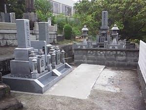 彩都やすらぎ墓苑の画像