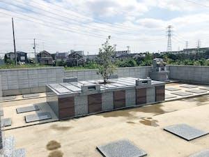 川越市下広谷共同墓地 樹木葬の画像