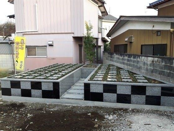 太田八幡共同墓地 一般墓 樹木葬