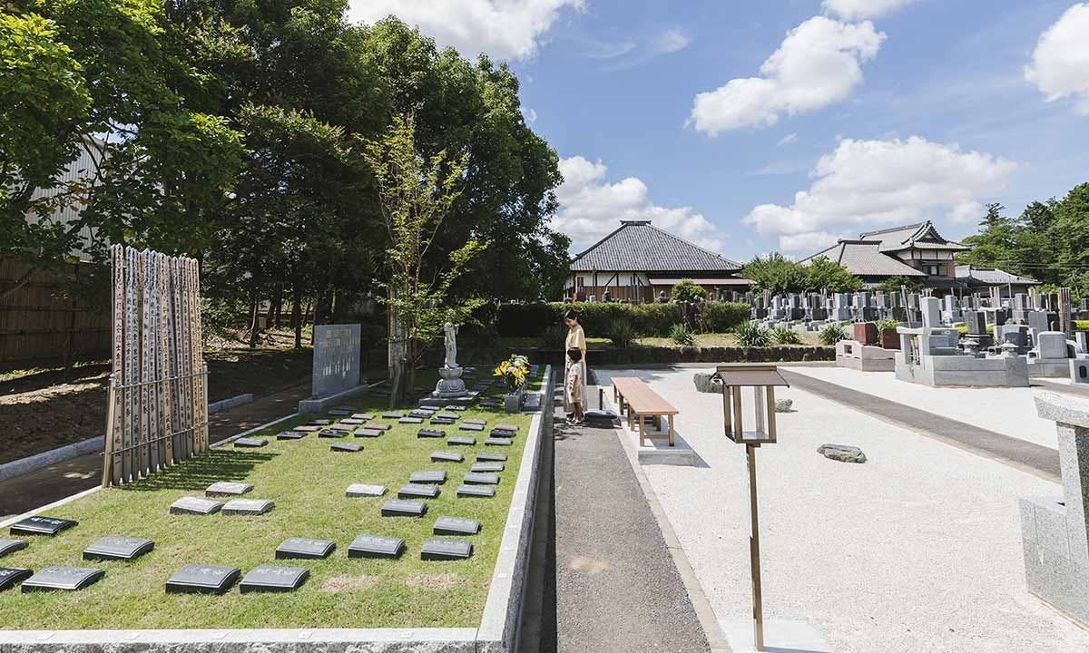 市原市樹木葬霊苑