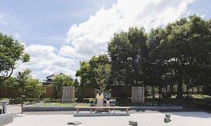 市原市樹木葬霊園の画像