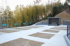木津川市市営墓地 思いでの丘霊園の画像