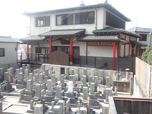 万福寺 屋外納骨堂・樹木葬墓地・一般墓の画像