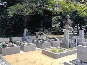 當麻寺墓苑 クリスタルガーデン・樹木葬の画像