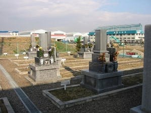 真宗顕真寺墓地の画像