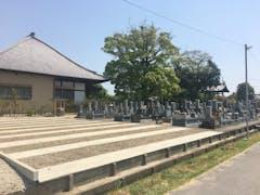正願寺墓地の画像