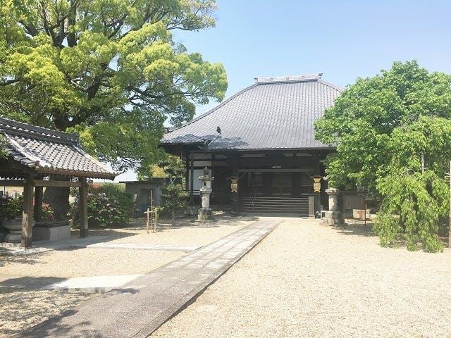 正願寺墓地