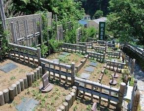 花山曼荼羅聖苑 樹木葬の画像