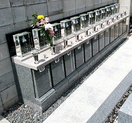 慈眼寺クリスタルガーデン 永代供養墓
