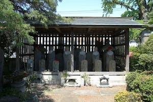 越谷樹木葬墓地の画像