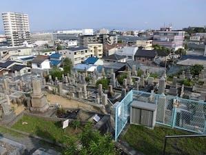 下穂積共同墓地の画像