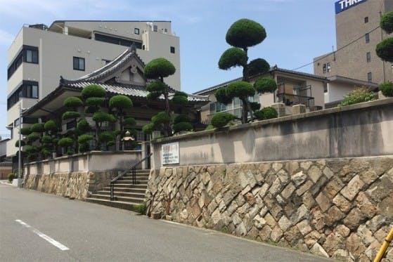 上本町樹木葬墓地