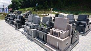 軽井沢佐久霊園の画像
