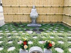 五条大宮樹木葬墓地の画像