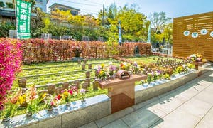 一乗院墓苑 永代供養墓・樹木葬の画像
