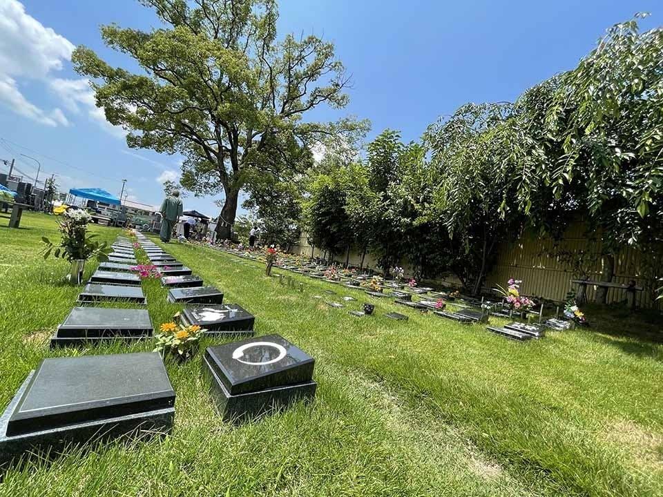 大法寺くひなの郷浄苑 樹木葬