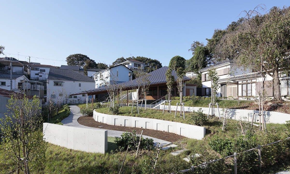 本覚寺の森 観音霊園