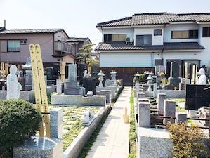 平塚金田樹木葬墓地の画像