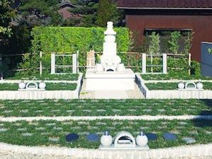 刈谷樹木葬墓地の画像