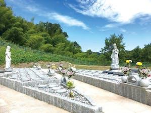 宇治浮舟樹木葬墓地~白川霊苑内~の画像