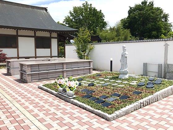 蓮田樹木葬墓地