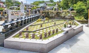 勧行寺墓苑 永代供養墓・樹木葬の画像