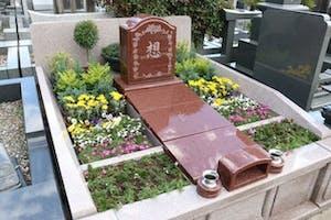 所沢狭山ヶ丘霊園 樹木葬墓地の画像