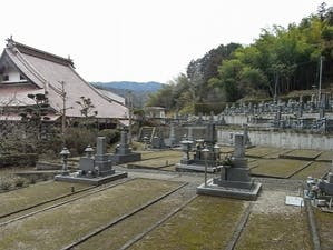 正念寺墓地の画像