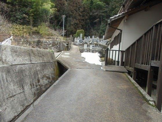 正念寺墓地
