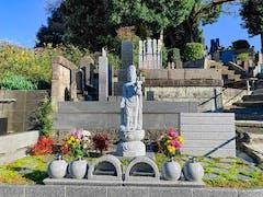 富岡さくら樹木葬墓地の画像