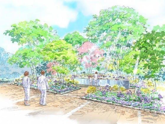 横浜市営(仮称)舞岡墓園