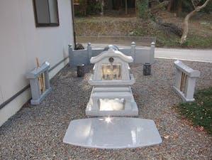 永代供養墓 三界万霊碑の画像