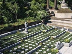 武蔵高尾樹木葬墓地の画像