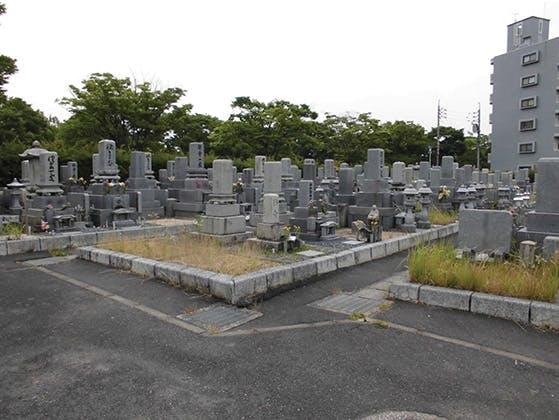 広島市営 温井墓地