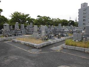 広島市営 温井墓地の画像