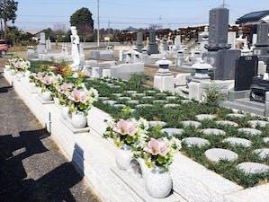 壬生樹木葬墓地の画像