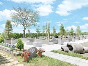 仙塩丘の上霊園(樹木葬・永代供養墓・一般墓)の画像