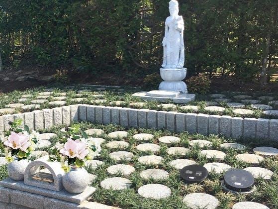 佐倉樹木葬墓地