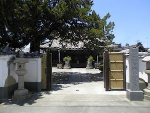 貝塚円光寺(ペットと入れる永代供養墓)の画像
