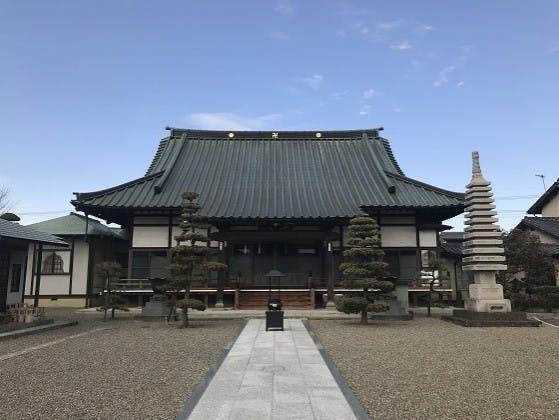 慶福寺 のうこつぼ