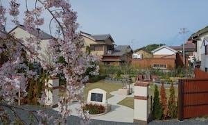 樹木葬「桜雲」の画像