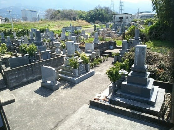 四国中央市営 宮ノ上墓園