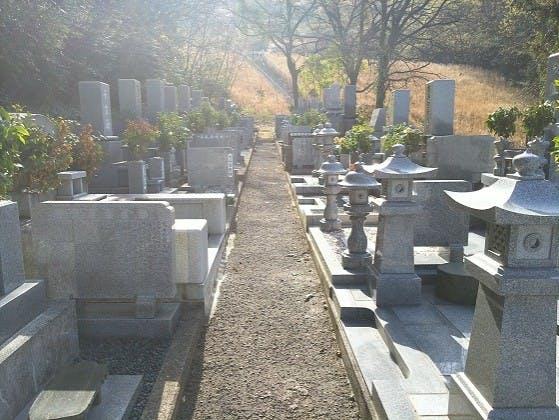 四国中央市営 宮ノ谷墓地乙