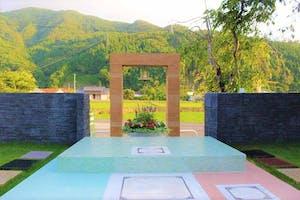 光澤寺 境内樹木葬&本堂納骨堂の画像