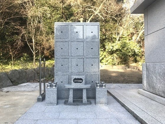 圓應寺 のうこつぼ